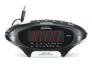 Mp3 Ready Clock Radio