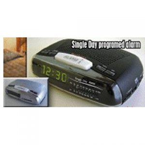 Single Day Clock Radio